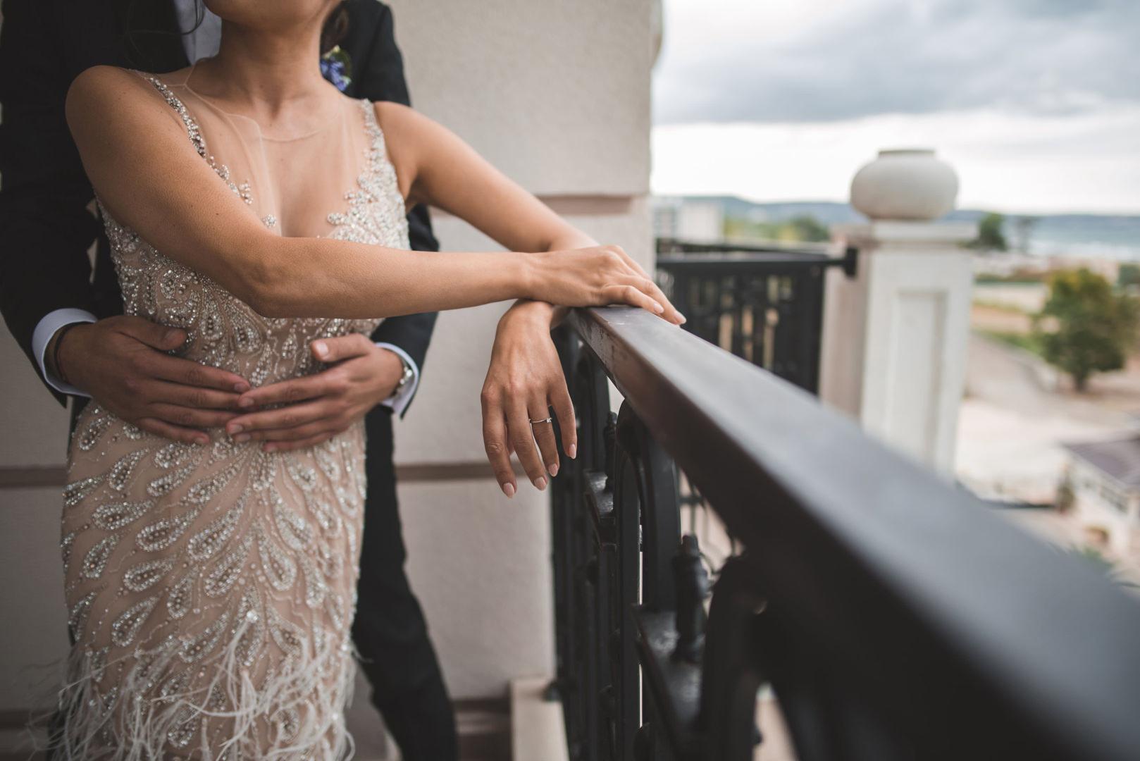фотосесия младоженци